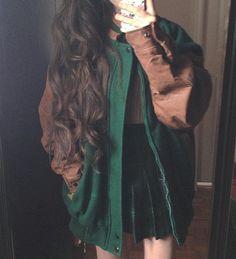 oversized vintage varsity jacket · Jessica Rosa · Online Store Powered by Storenvy