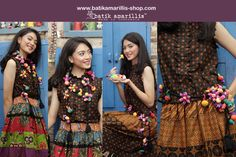 Batik Amarillis made in Indonesia Batik Amarillis's Birthday knick knack 🌈 🌸 🌹 a hand made accessory which made from the cocktail of juicy colored various jumputan , Indonesia's Traditional tie dye A super multiple purpose and gorgeous hand made accessory which you can wear it as Belt, necklace, hair ornament, home decor the list can go ok! Amarillis, Knick Knack, Hair Ornaments, Purpose, How To Make, How To Wear, Tie Dye, Cocktail, Belt