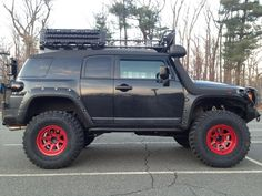 Post of all Rims and tyres out there! - Page 149 - Toyota FJ Cruiser Forum