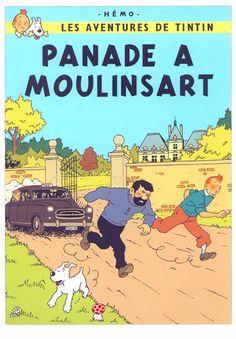 [link]  Panade à Moulinsart