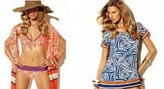 Olivia Gold beachwear: la nuova collezione Primavera/Estate 2015