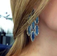 Dreamy Stephen Dweck earrings.