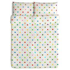 Polka dot sheets