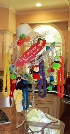 Jimmy Buffett Tree 085