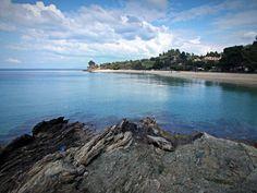 Lagomandra beach, Sithonia, Halkidiki  photo: Biljana Vranjes