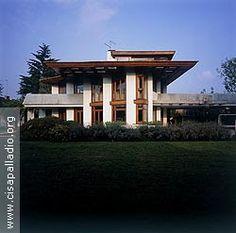 Casa romanelli 1952 filzi italy angelo masieri for Stili di arredamento interni