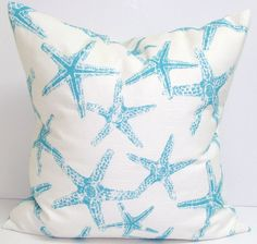 BEACH Decor Pillows.ALL SIZES Pillow by ElemenOPillows on Etsy, $14.00