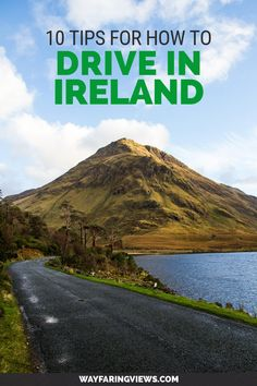 How to Survive Driving in Ireland: Ten Top Tips - Use these tips for driving in Ireland and have the perfect stress free road trip. Ireland road trip tips Ireland Vacation, Ireland Travel, Dublin Ireland, Cork Ireland, Greece Travel, European Destination, European Travel, Driving In Ireland, Road Trip Hacks