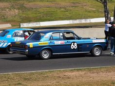 Ford Falcon XW GT ( Automatic ) - the only Automatic car to race in the Hardie-Ferodo 1000