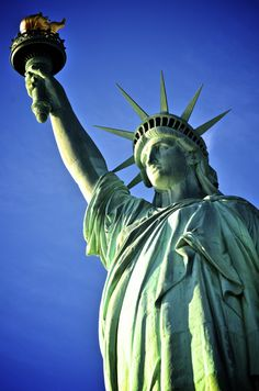 HAPPY BIRTHDAY, LADY LIBERTY. She arrived in NY Harbor 130 years ago today, June 17th, 1885.