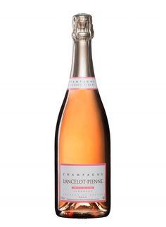 Champagne Lancelot-pienne petale de rose