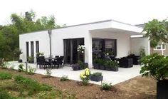 Bildergebnis für design bungalow flachdach