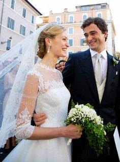 Wedding of Prince Amedeo