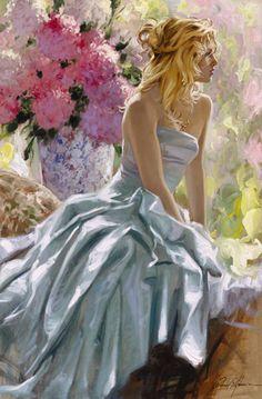 """Romanza"" by Richard S Johnson (born 1953, USA)"
