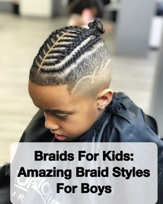 12 Best Braids For Little Boys Images Braids Braids For
