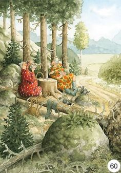 Pretty Pictures, Cool Photos, Old People Love, Friendship Theme, Old Lady Humor, Whimsical Art, Old Women, Illustration Art, Illustrations