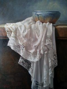 Deborah Elmquist Fine Art: Painting White--Again  http://www.pinterest.com/pin/407223991279808774/
