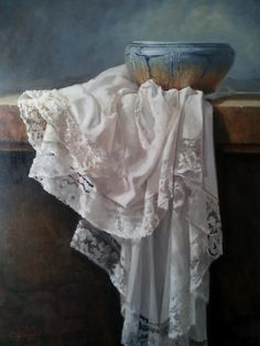 Deborah Elmquist Fine Art: Painting White--Again