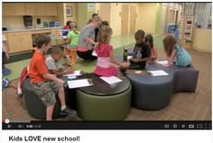 VIDEO This is an amazing and innovative school (P.K. Yonge Developmental Research School) that was built by the University of Florida