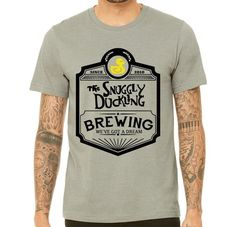 Snuggly Duckling Brewing Co. Unisex Tee - Fangirl Shirts - Ideas of Fangirl Shirts - Snuggly Duckling Brewing Co. Unisex Tee Disney Shirts Disney Shirt Disneyland Shirt Disney Cruise Shirt Disney World Shirt Tangled Shirt Disney World Shirts, Disney Tees, Disney Shirts For Family, Cute Disney Shirts, Anna E Elsa, Disney Cruise, Cruise Vacation, Disney Vacations, Vacation Ideas