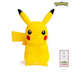 Pikachu Light-up figurine Lamp Light, Light Up, Ranger, Pikachu, Bandai Namco Entertainment, Type Pokemon, Led Lamp, Character Names, Breien