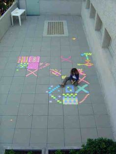 Post it rangolis :)