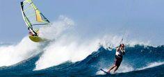 SURFING WINDSURFING KITEBOARDING KITE SURFING