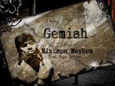 Gemiah - Mixtape Mayhem Volume 1 cover