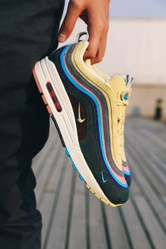 "differently 97dff f51f1 Sean Wotherspoon Nike Air Max 197 ""More Air"" Sneakers Sean Wotherspoon"