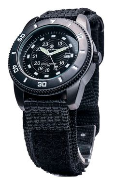 Smith & Wesson Commando Military Special Forces Black Men's Sport Watch | eBay