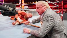 Triple H prevails over Batista in a hellacious No Holds Barred Match at WrestleMania. Triple H, Wrestlemania 35, Wwe Pay Per View, Ric Flair, Wwe News, Wwe Photos, Wwe Superstars, Wrestling, Woman