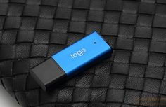 Silver metal USB 2.0 Flash Memory U Disk with logo printing gift