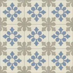 Zementfliesen   Motive floral   Mosaic del Sur