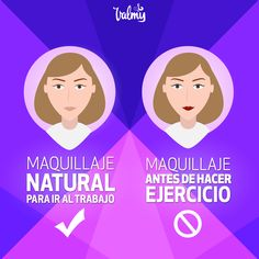 #Maquillaje #Do&Don't #Makeup #Valmy #Venezuela #MaquillajeNatural Tips Belleza, Family Guy, Guys, Movies, Movie Posters, Fictional Characters, Natural Makeup, Beauty Tips, Venezuela