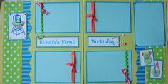 personalized+BABYS+FIRST+BIRTHDAY+BoY+12x12+by+JourneysOfJoy,+$17.00