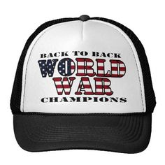 BTB WW Champs Hats