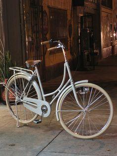 I deserve this Achielle bike! #need new one