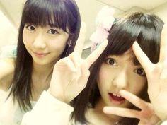 Yukirin and Paru :)