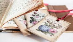 """Lucy-Art   Set vintage menoviek """" Roses"""" Tableware, Handmade, Roses, Vintage, Art, Art Background, Dinnerware, Hand Made, Pink"""