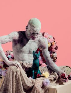 Matthew Josephs - Boychild Wonders   look   i-D