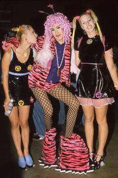 rave fashion 90s - Google Search