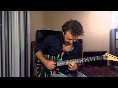 Val MG - Bells of Lal - Original Solo (Joe Satriani Backing track)