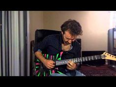 Val MG - Bells of Lal - Original Solo (Joe Satriani Backing track)