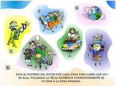 """""""Lectoescritura adaptada (LEA)"""", del Instituto de Tecnologías de la Educación es un conjunto de 23 aplicaciones multimedia destinado a facilitar el aprendizaje, de forma interactiva, de las competencias lectoras y escritoras básicas en lengua española, tanto en su fase inicial como en las de afianzamiento. Facilita la acción a alumnos con dificultades motóricas para la maniñulación del teclado. Desde Infantil de 5 años hasta los primeros niveles de Educación Primaria."""
