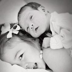 Siblings so a pic for Jonas n his lil sibling