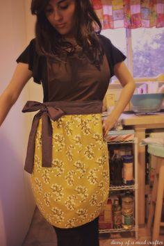 Handmade apron!