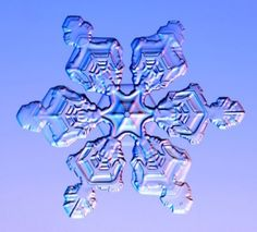 Gallery Snowflakes: A Double Plate snowflake