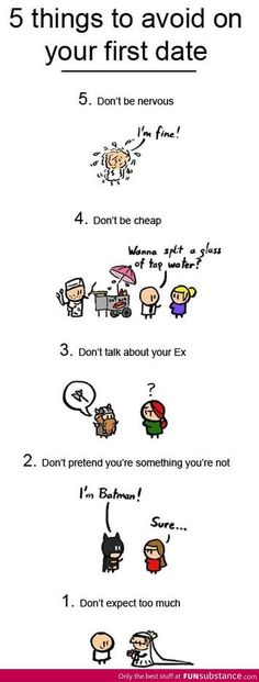Hahaha!  I'm going to need to take this one in my pocket!  Only #5 applies to me.  I'm already breaking out in hives!  :-O