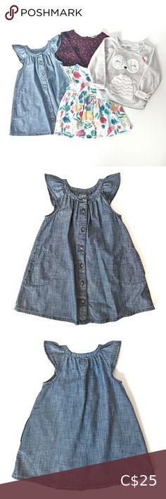 Toddler girl 18mo - 2T Dress, tunic, sweaters Toddler girl 18mo - 2T Dress, tunic, sweaters GAP Dresses Casual