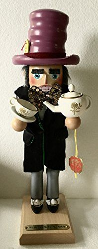Steinbach The Mad Hatter Nutcracker * Find out more about the great product at the image link.